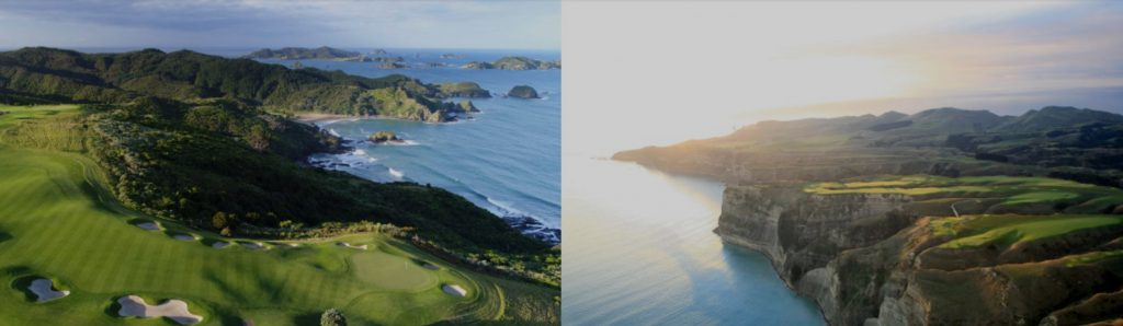 Kauri-Cliffs-and-Cape-Kidnapper-Courses
