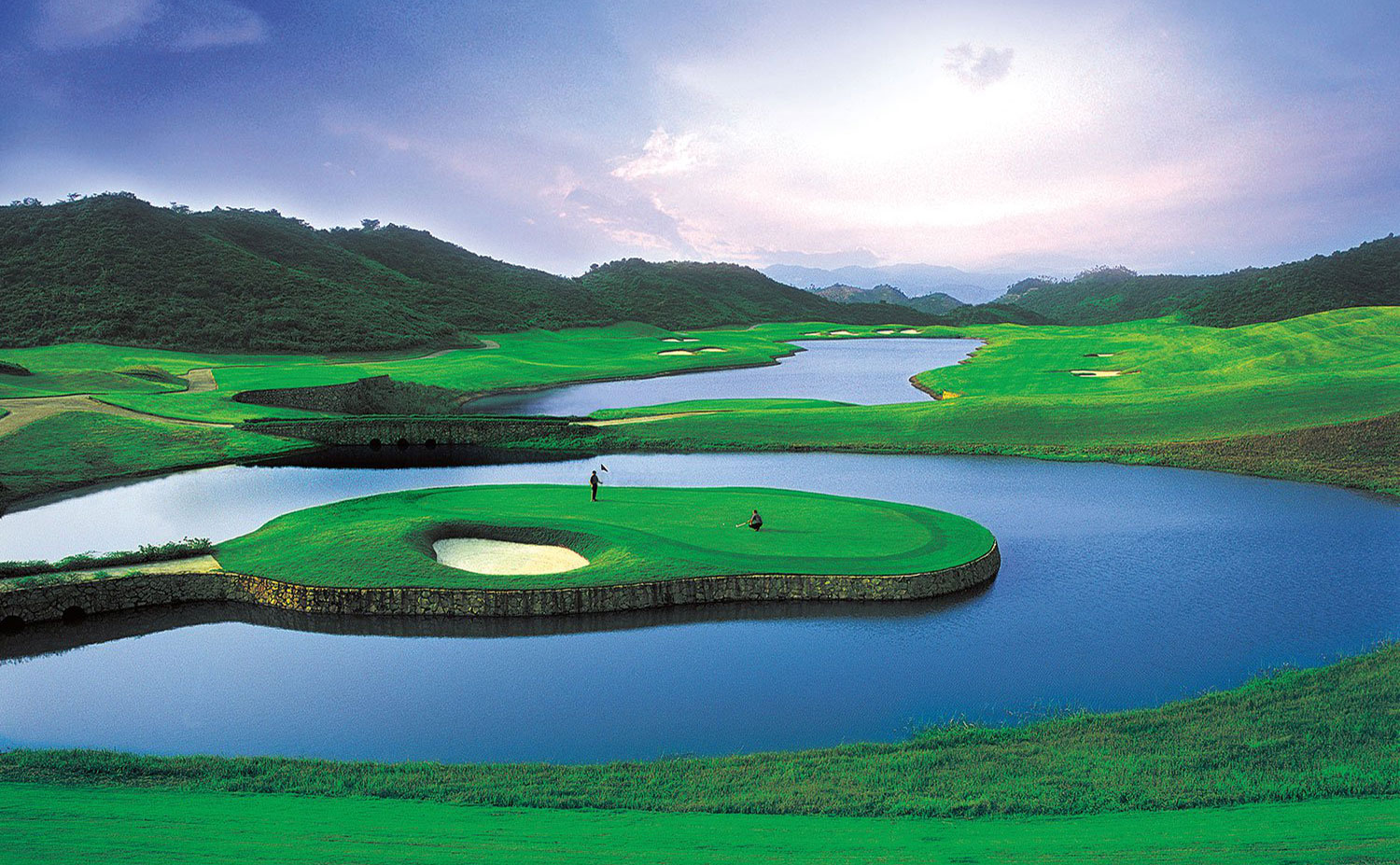 Faldo-Golf-Course-Mission-Hills-China