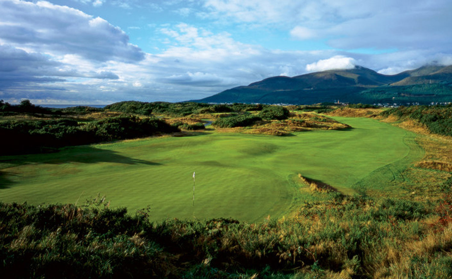 The Golf Travel Agency - Golf Digest World Top 100 Courses